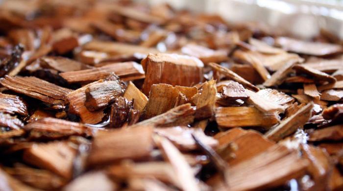 Щепа для гриля Wood chips