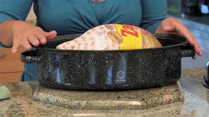 Индюшатница Turkey Pan